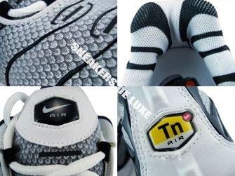 Nike Air Max Plus TN 1 Grey/Black White