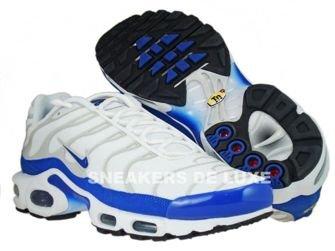 Nike Air Max Plus TN 1 White/University Blue