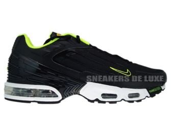 Nike Air Max Plus TN III 3 Black/Volt-Anthracite 604201-070