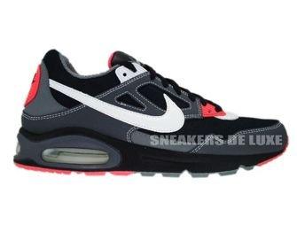Nike Air Max Skyline Black/White Dark Grey Solar Red  343886-026