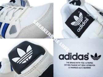 Q23656 Adidas ZX 750 Originals White/Bliss-Blue-True Blue