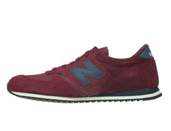 U420PBN New Balance Burgundy/Black