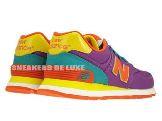 "WL574PY New Balance 574 ""Pop Safari"""