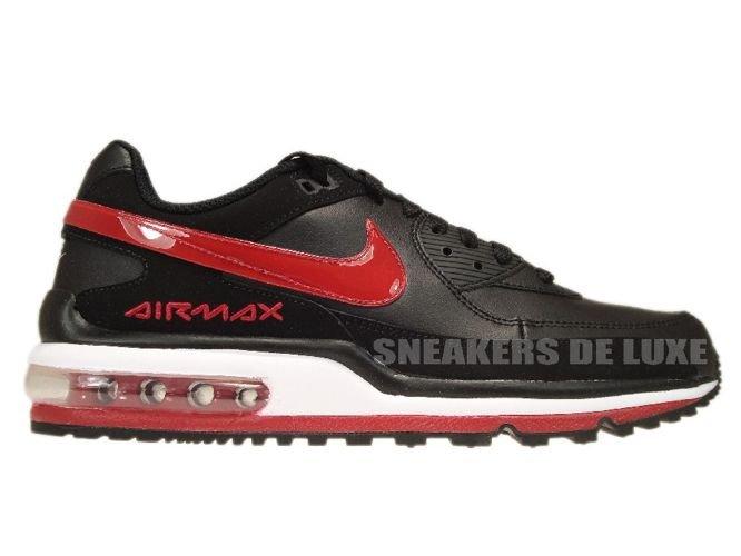 reputable site f66ff 38536 316391-061 Nike Air Max LTD II Black/Gym Red-White-Stealth ...