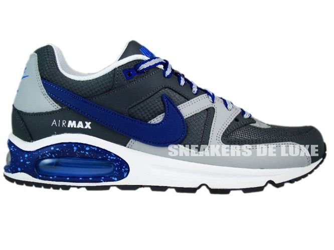 397689-009 Nike Air Max Command Dark Grey Deep Royal-Wolf Grey ... f772dae59