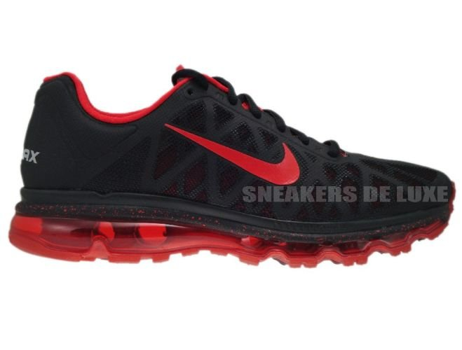 429889-060 Nike Air Max 2011+ Black Sport Red 429889-060 Nike   mens  5d41d2f5d