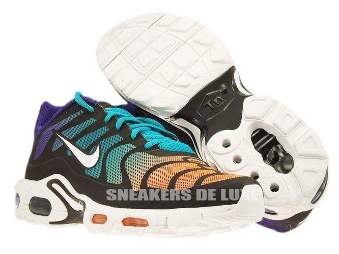 huge selection of 24ba5 73c96 ... 483553-310 Nike Air Max Plus TN Fuse Turbo Green White-Black ...
