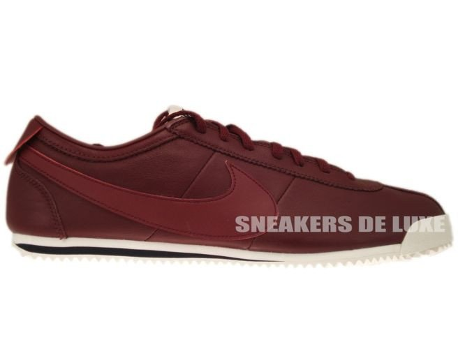 new arrival dbf96 3e746 ... authentic 487777 660 nike cortez classic og leather dark team red team  red sail b4b57 4b749