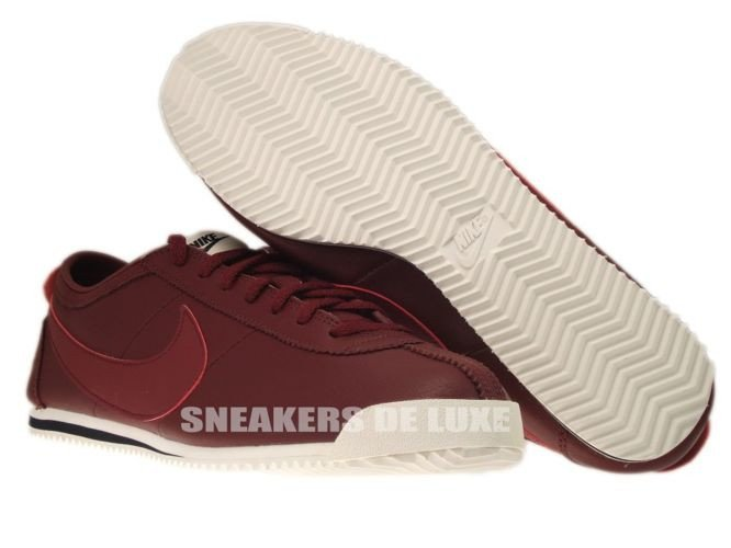 purchase cheap 5be20 26a19 487777-660 Nike Cortez Classic OG Leather Dark Team Red/Team ...