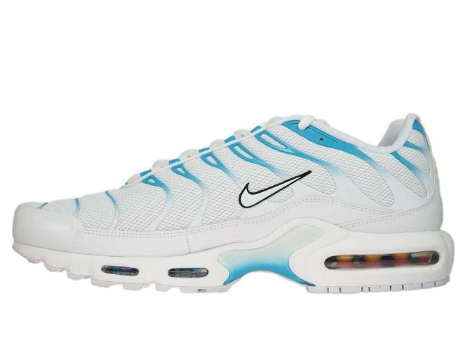 Nike Air Max Plus Light Blue Fury 852630 105 Online