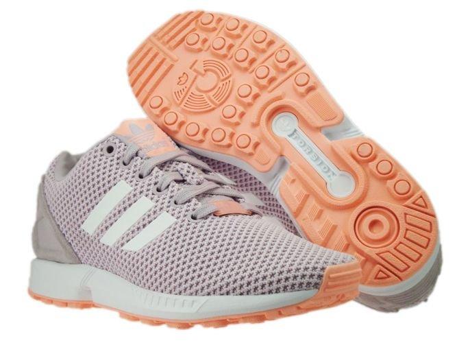 AQ3069 adidas ZX Flux mauve f15 st ftwr white glow coral