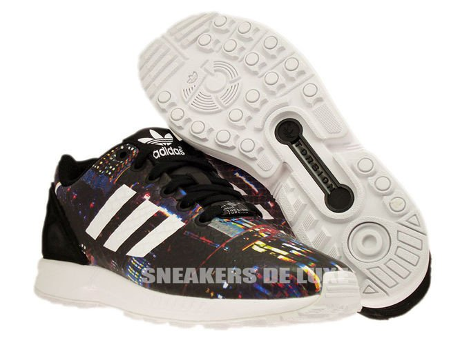 03abaee5d B25834 adidas ZX Flux Tokyo Tech Sneaker Boutique Pack B25834 adidas ...