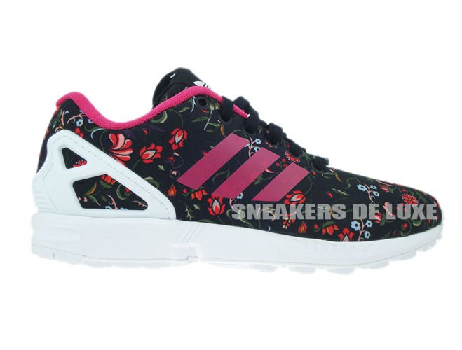 35d21fb5a6bee B35321 adidas ZX Flux Flower Pack B35321 adidas Originals   womens