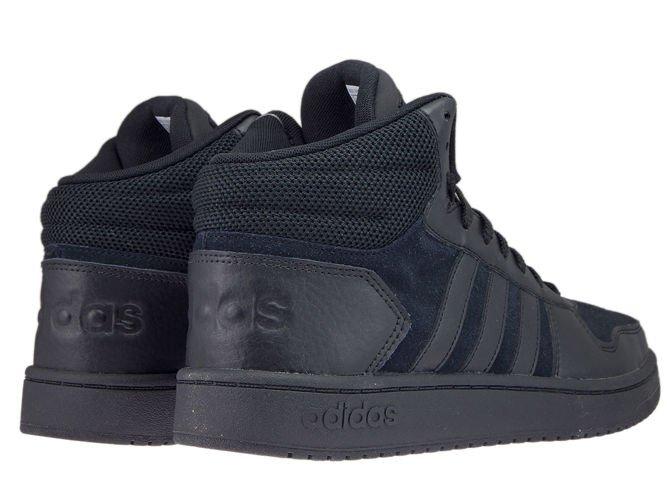 adidas Hoops 2.0 Mid Sneakers Core Black