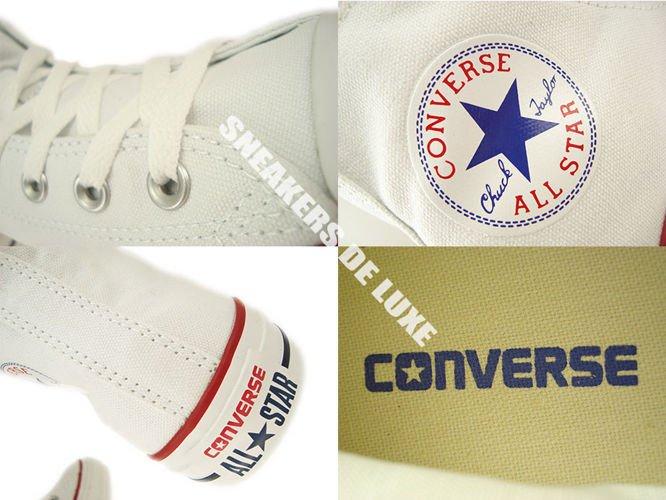 065d73af294b Converse All Star HI M7650 Optic White M7650 Converse