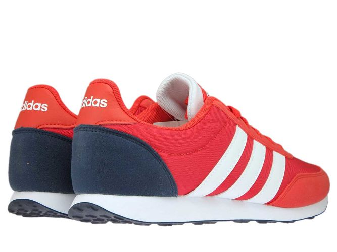 DB0430 adidas V Racer NEO Core Rouge Ftwr Blanc Collegiate Navy