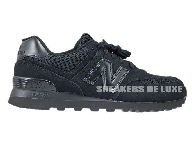 classic fit 4fc09 e5915 M574TBK New Balance Black / Black M574TBK New Balance \ mens