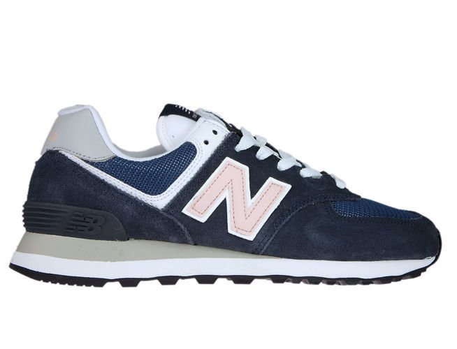 terrorismo Hazlo pesado colonia  New Balance WL574BTC Outerspace with Oyster Pink WL574BTC New Balance \  womens