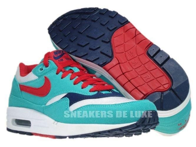 Nike Air Max 1 RetroSport Red White 319986 400 319986 400