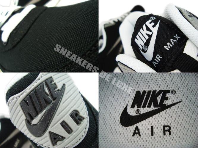 Nike Air Max 90 BlackMedium GreyWhite 325018 051 325018