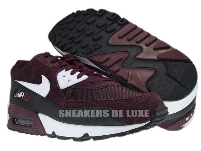 Nike Air Max 90 Deep Burgundy/White