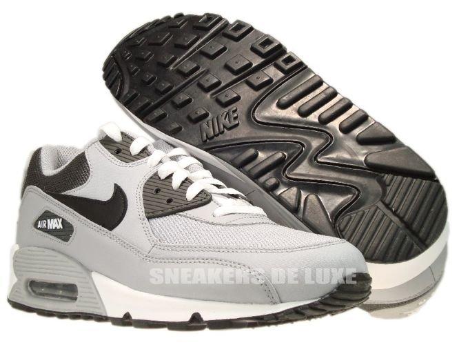 Nike Air Max 90 Wolf GreyBlackMidnight Fog 325018 055
