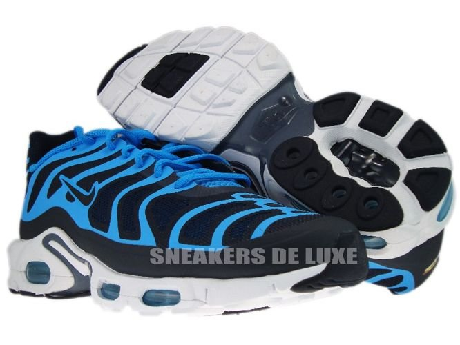 new concept d76a1 bfb24 Nike Air Max Plus TN 1.5 Hyperfuse Dark Obsidian/Dark ...