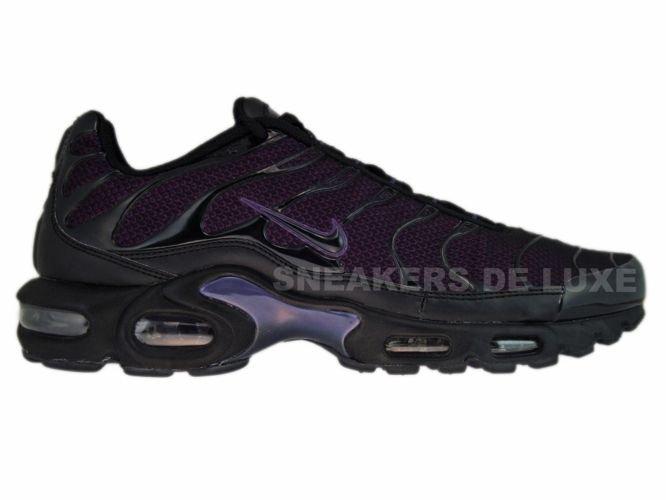 newest acadf b37d2 Nike Air Max Plus TN 1 Black Pink-Snake ...