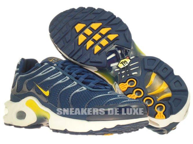 buy online 664bf c030d Nike Air Max Plus TN 1 Brave Blue/ Laser Orange 655020-480 ...