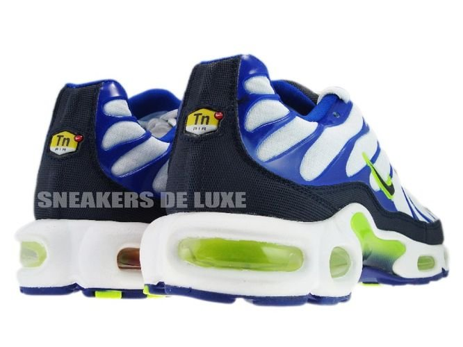 Nike Air Max Plus TN 1 WhiteObsidian Volt