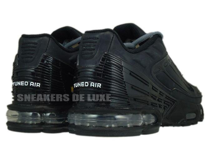 new styles 27ed9 cf7e1 ... Nike Air Max Plus TN III 3 Black Black 604201-005 ...