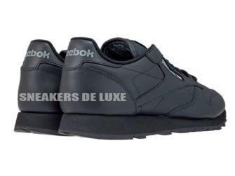 2267 Reebok Classic Leather Black