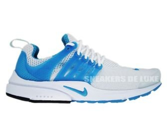 302743-103 Nike Air Presto White/Marina Blue-Cool Mint