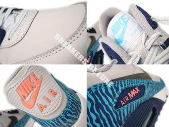 307793-087 Nike Air Max 90 Zebra Edition
