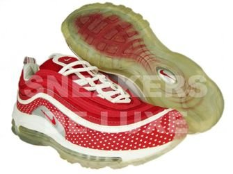 312461-661 Nike Air Max 97 Varsity Red/Varsity Red-White