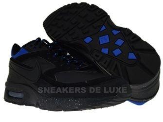 319676-001 Nike Air BW Classic Black/Black Blue Spark