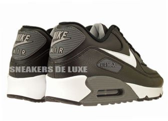 Nike Women's Air Max 90 BlackWhiteBlack