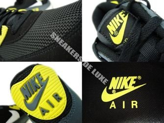 537384 017 Nike Air Max 90 Essential BlackWhite Sonic
