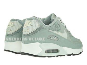 537384-028 Nike Air Max 90 Essential Base Grey/Light Base Grey-Sail