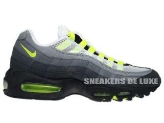 554970-174 Nike Air Max 95 OG White/Neon Yellow-Black-Anthracite