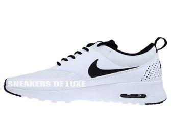 half off 9ef58 c131e ... 599409-102 Nike Air Max Thea WhiteBlack-White ...