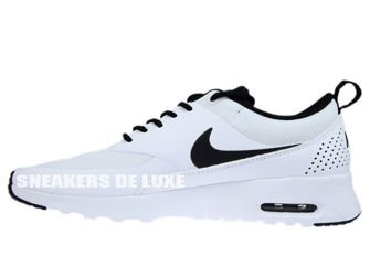 Shoes NIKE Wmns Nike Air Max Thea 599409 102 WhiteBlackWhite