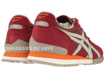 Asics Onitsuka Tiger Colorado Eighty-Five D943N-2510 Burgundy/Soft Grey