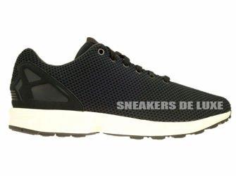 B34498 adidas ZX Flux Core Black / Core Black / Ftwr White