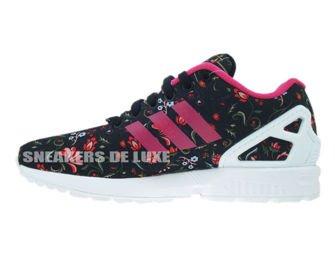 B35321 adidas ZX Flux Flower Pack