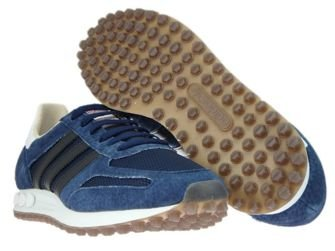 BB1210 adidas LA Trainer OG Collegiate Navy/Core Black/Gum