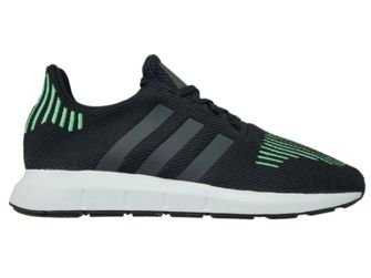CG4110 adidas Swift Run Core Black/Utility Black/Ftwr White