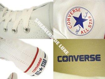 Converse All Star HI M7650 Optic White