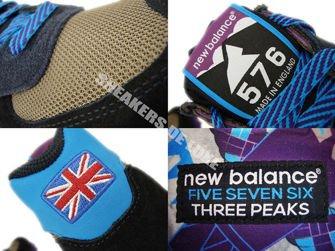 M576ENP New Balance 576 Three Peaks Challenge