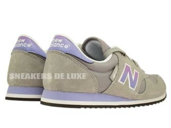 ML400SNF New Balance Grey / Purple